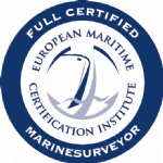 EMCI FULL CERTIFIED MARINE SURVEYOR